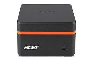 PC Desktop Acer M1-601 DT.B2AET.005 Pentium 2Gb 32Gb SSD ultracompatto