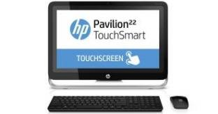 "All-In-One HP 22-h010el F6K93EA 21,5"" touch"
