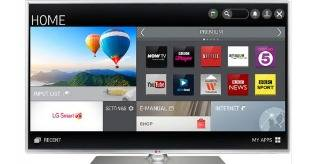 Smart TV LED UE32F5500 Full HD