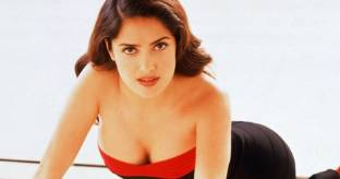 Il fascino made in Mexico di  Salma Hayek