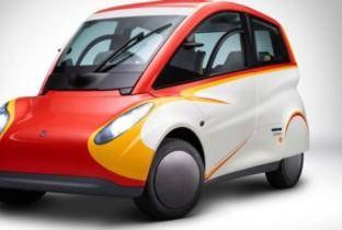 Dalla Shell arriva la city car con consumi da record