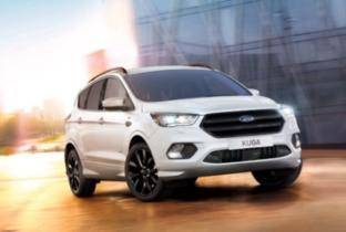 La Ford lancia la Kuga ST-Line in versione supersportiva