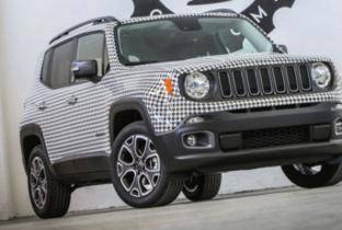 Garage Italia: una Jeep Renegade per la Womanity Foundation