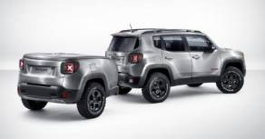 Jeep Renegade Hard Steel: internet ovunque
