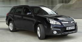 Outback Model Year 2013: il crossover secondo Subaru