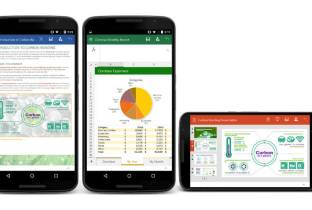 Microsoft Office ufficiale su Android: Word, Excel e PowerPoint scaricabili gratis