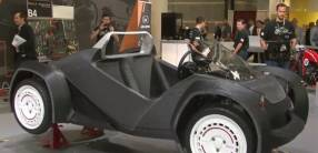 In futuro l'automobile verr� stampata in 3D