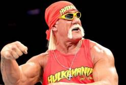 Come una bambino, Hulk Hogan piange in tv